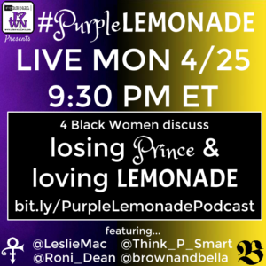 #PurpleLemonade